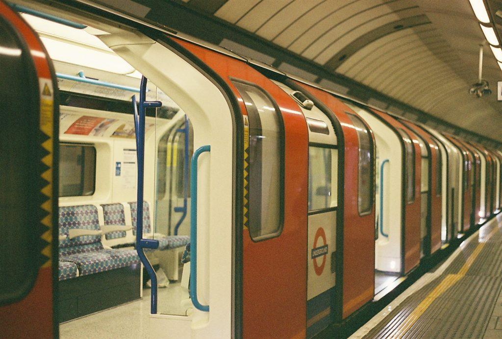 London metro Underground, pierwsze wrazenia