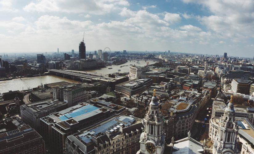 Londyn – 10 spostrzeżeń i moje pierwsze wrażenia